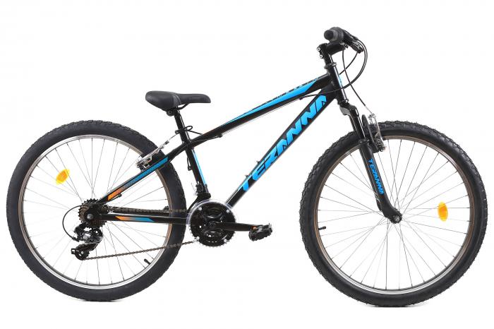 Bicicleta Mtb Dhs Terrana 2623 albastru 26 inch