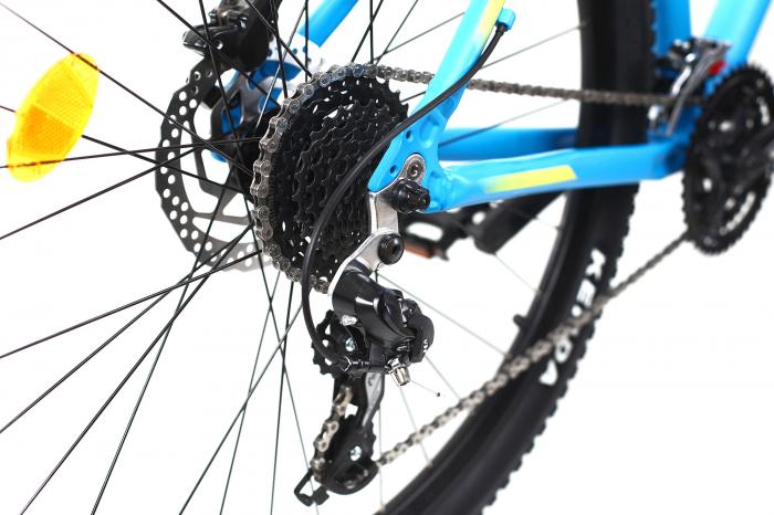 Bicicleta Mtb Dhs Terrana 2727 M albastru 27.5 inch
