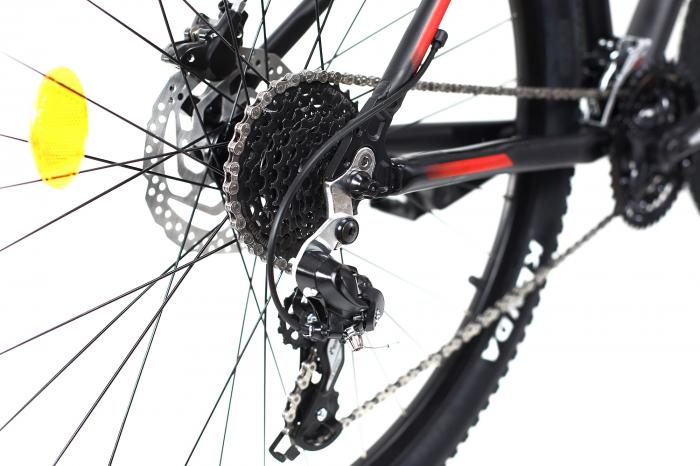 Bicicleta Mtb Dhs Terrana 2727 M negru 27.5 inch imagine