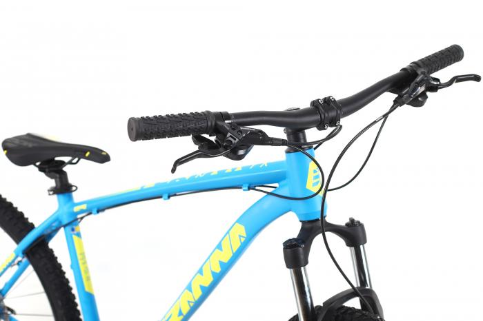 Bicicleta Mtb Dhs Terrana 2927 M albastru 29 inch