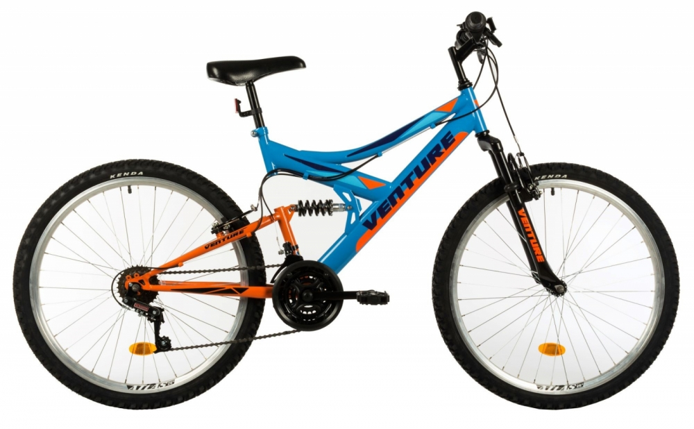 Bicicleta Mtb Venture 2640 M albastru 26 inch