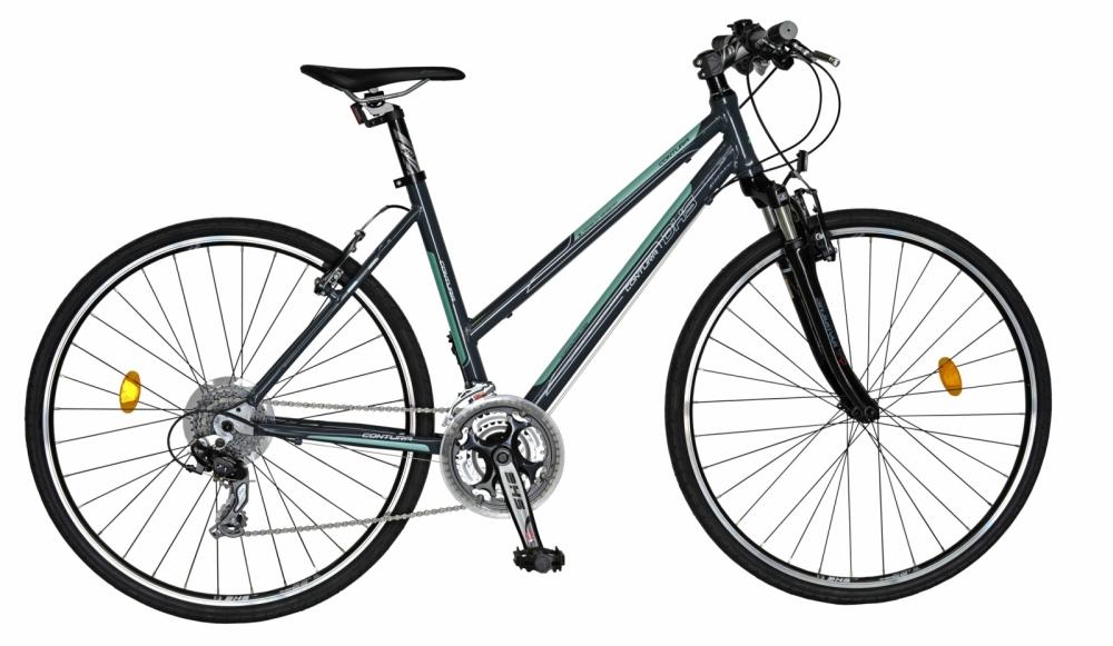 Bicicleta oras Contura 2866 L griverde 28 inch