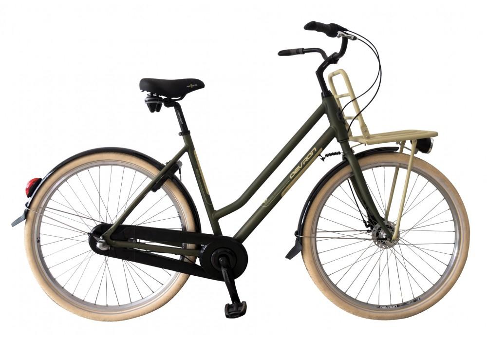 Bicicleta oras Devron 2862 Xl verde 28 inch