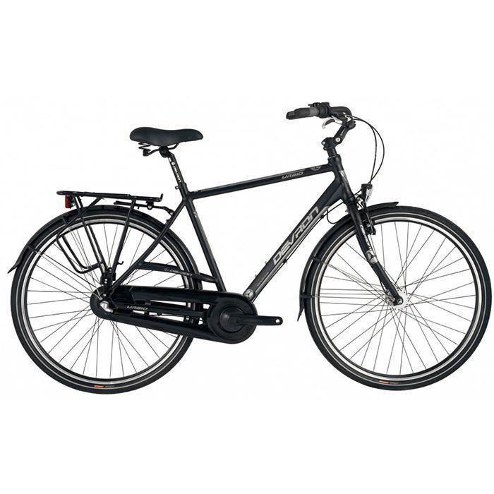 Bicicleta oras Devron Man U C1.8 L Magic Black 580 mm