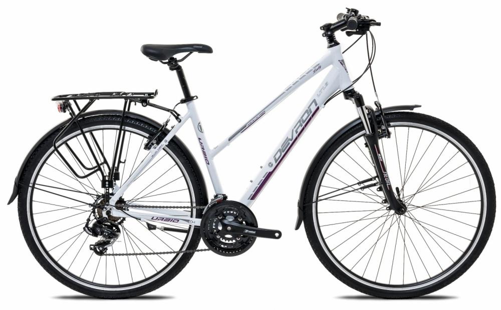 Bicicleta oras Devron Urbio Lt1.8 L Pure white 28 inch