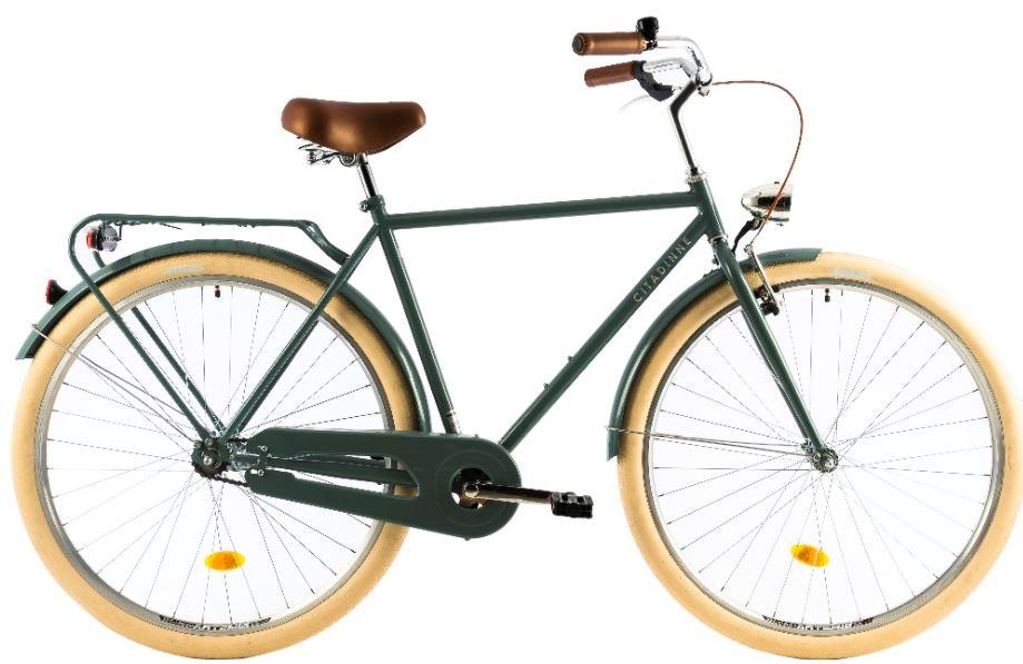 Bicicleta oras Dhs Citadinne 2831 L gri 28 inch imagine
