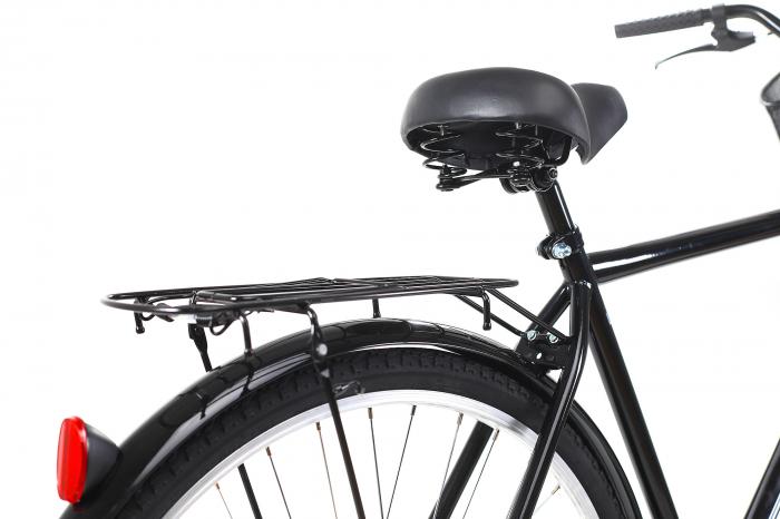 Bicicleta oras Kreativ 2811 L negru 28 inch - 1