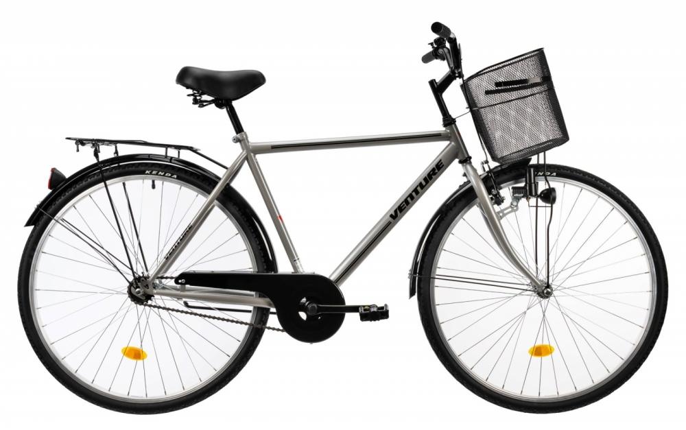 Bicicleta oras Venture 2817 gri 28 inch