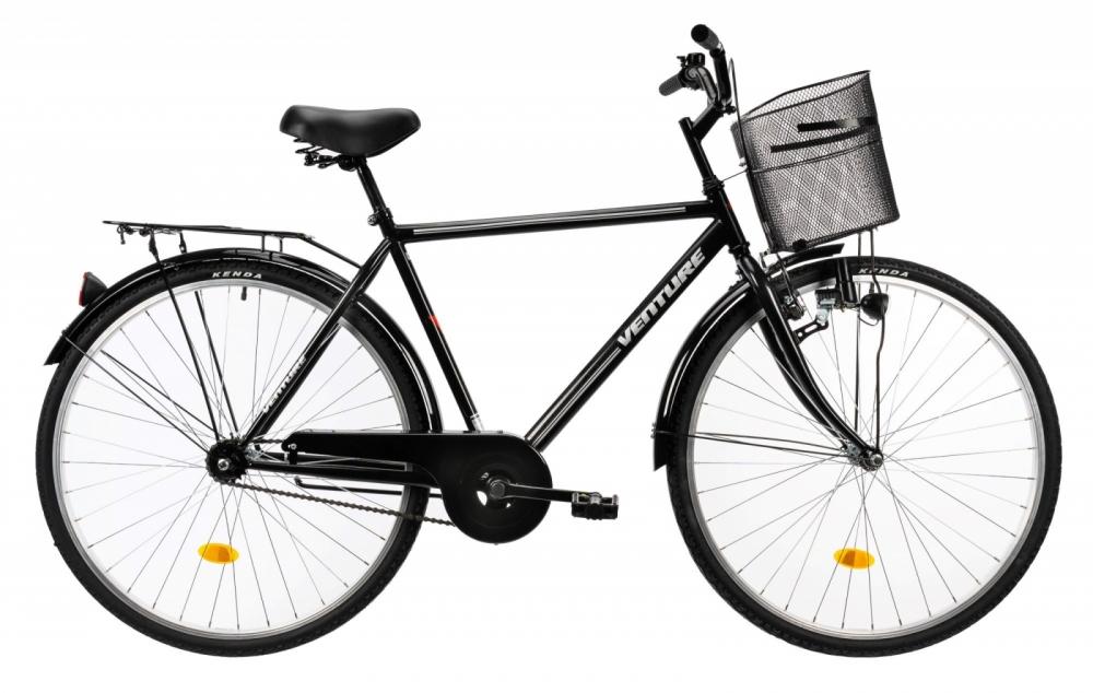 Bicicleta oras Venture 2817 negru 28 inch