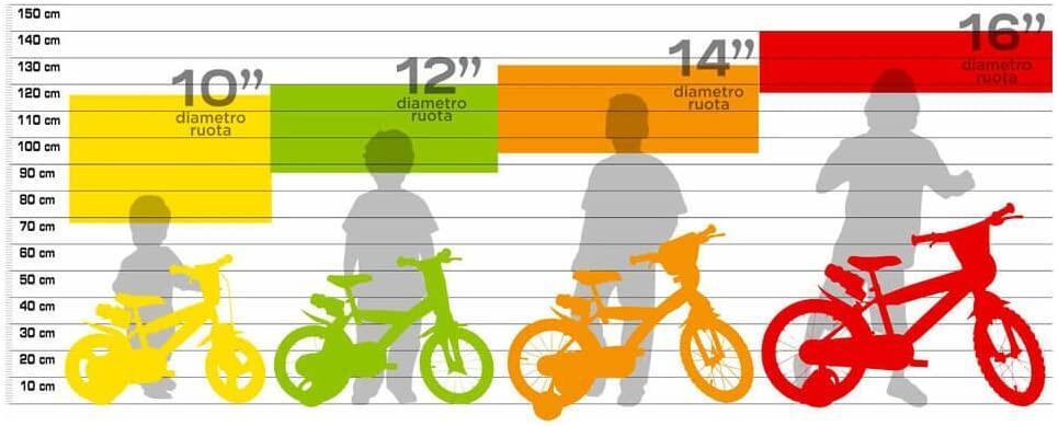 Bicicleta copii 12 Gormiti