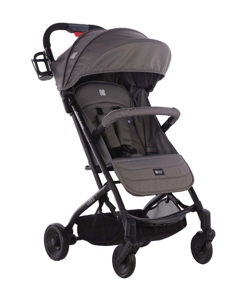 Carucior sport ultracompact Libro New Dark Grey