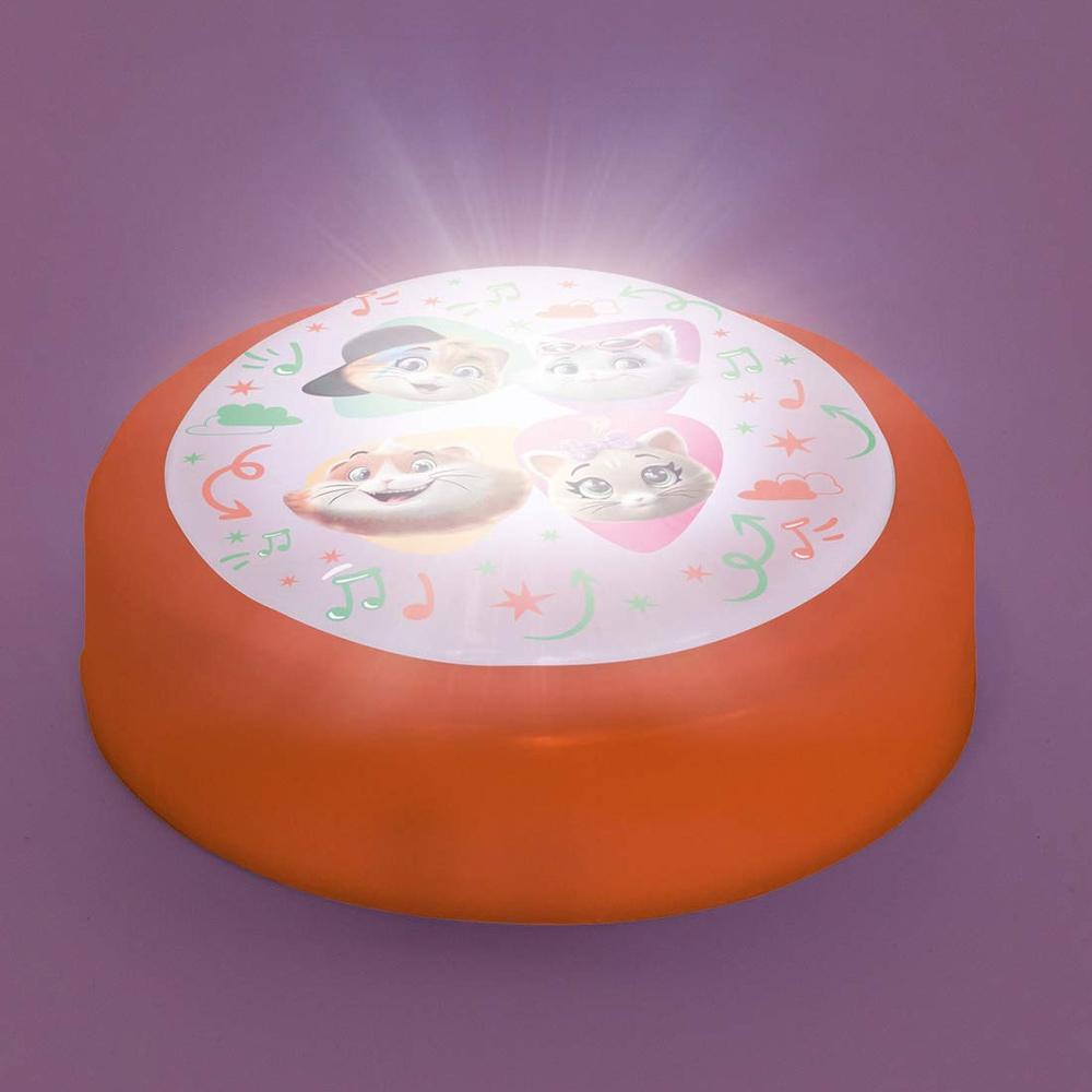 Cort pentru pat copii John 44 Cats cu lampa imagine