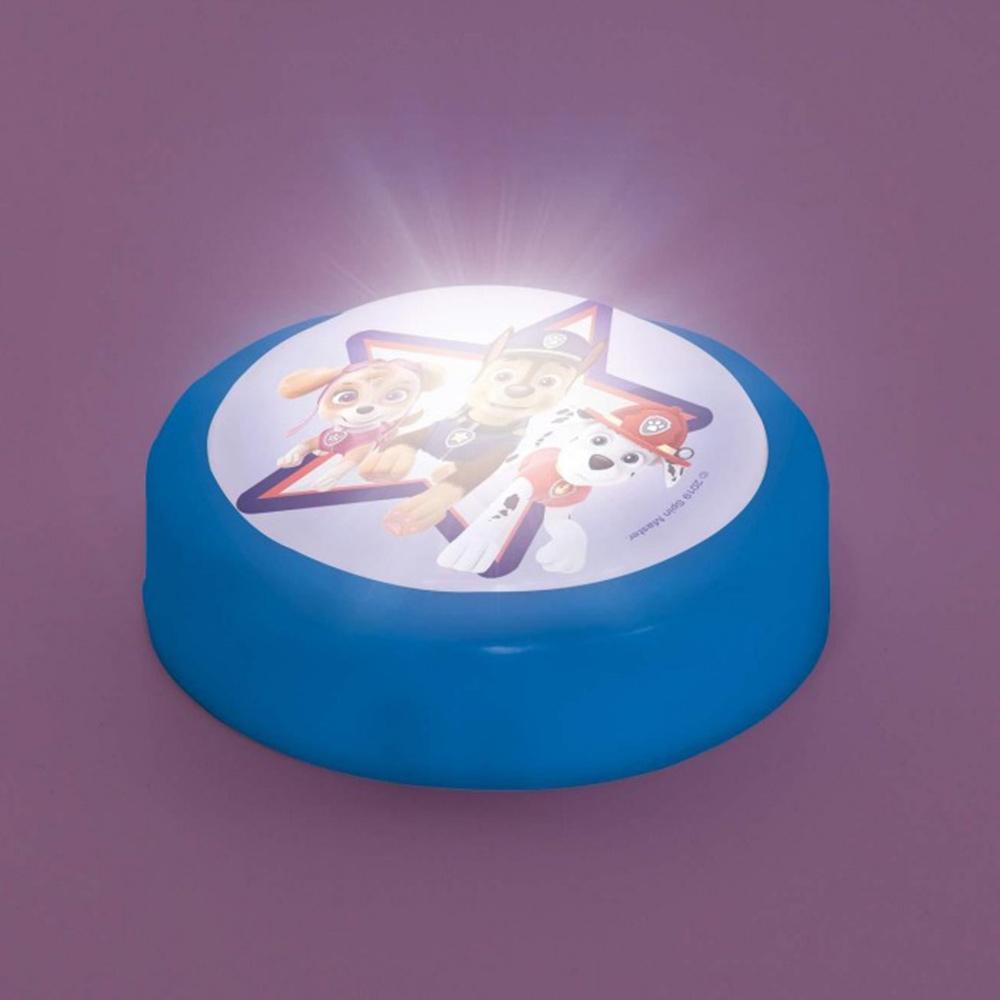 Cort pentru pat copii John Paw Patrol cu lampa imagine