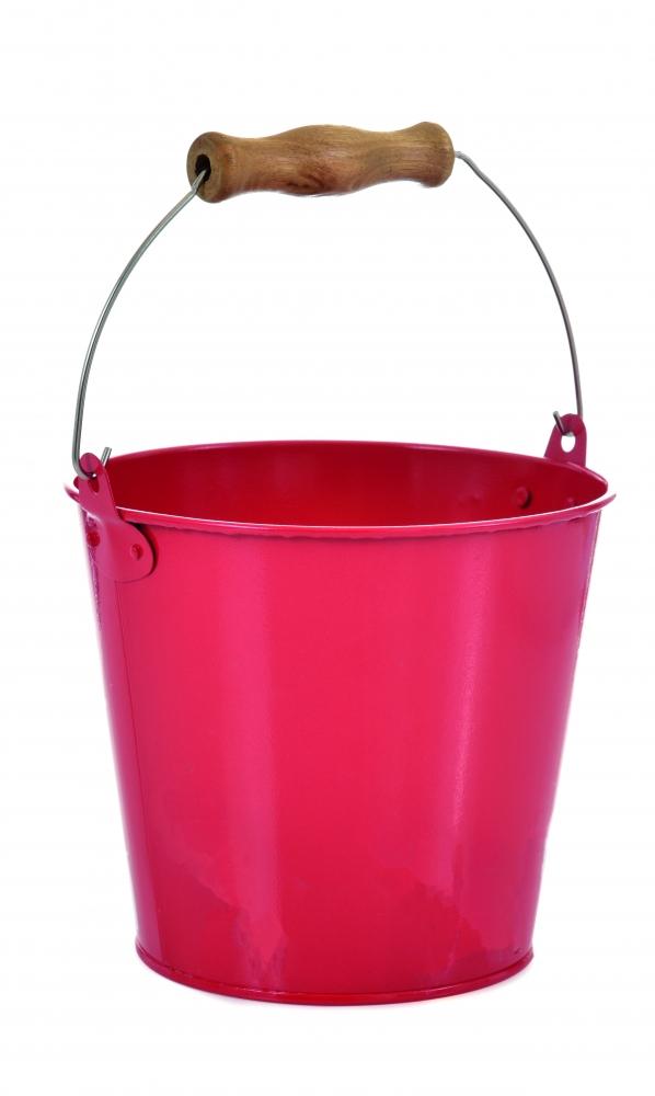 Galeata rosie pentru gradina Egmont