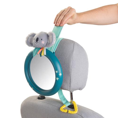 Jucarie auto oglinda Koala retrovizoare