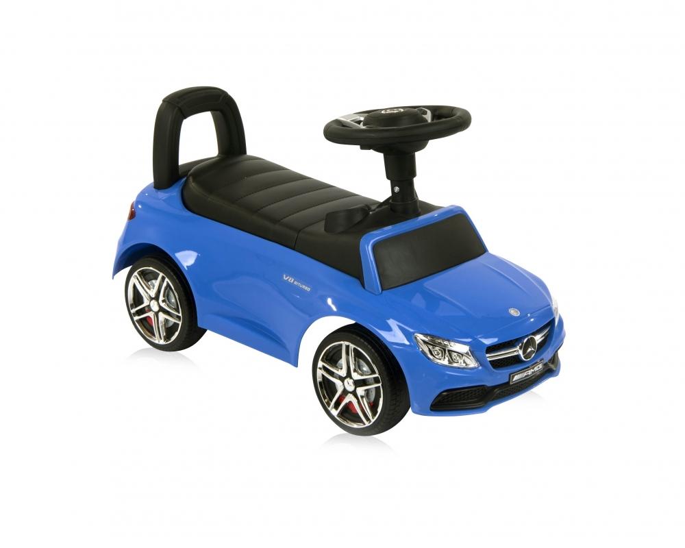 Masinuta fara pedale Mercedes Coupe muzica si sunete Blue imagine