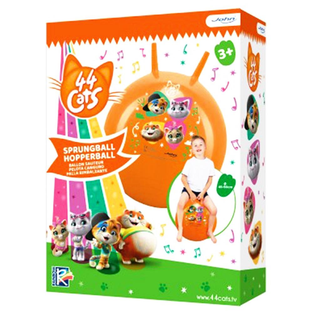 Minge gonflabila pentru sarit John 44 Cats portocaliu imagine
