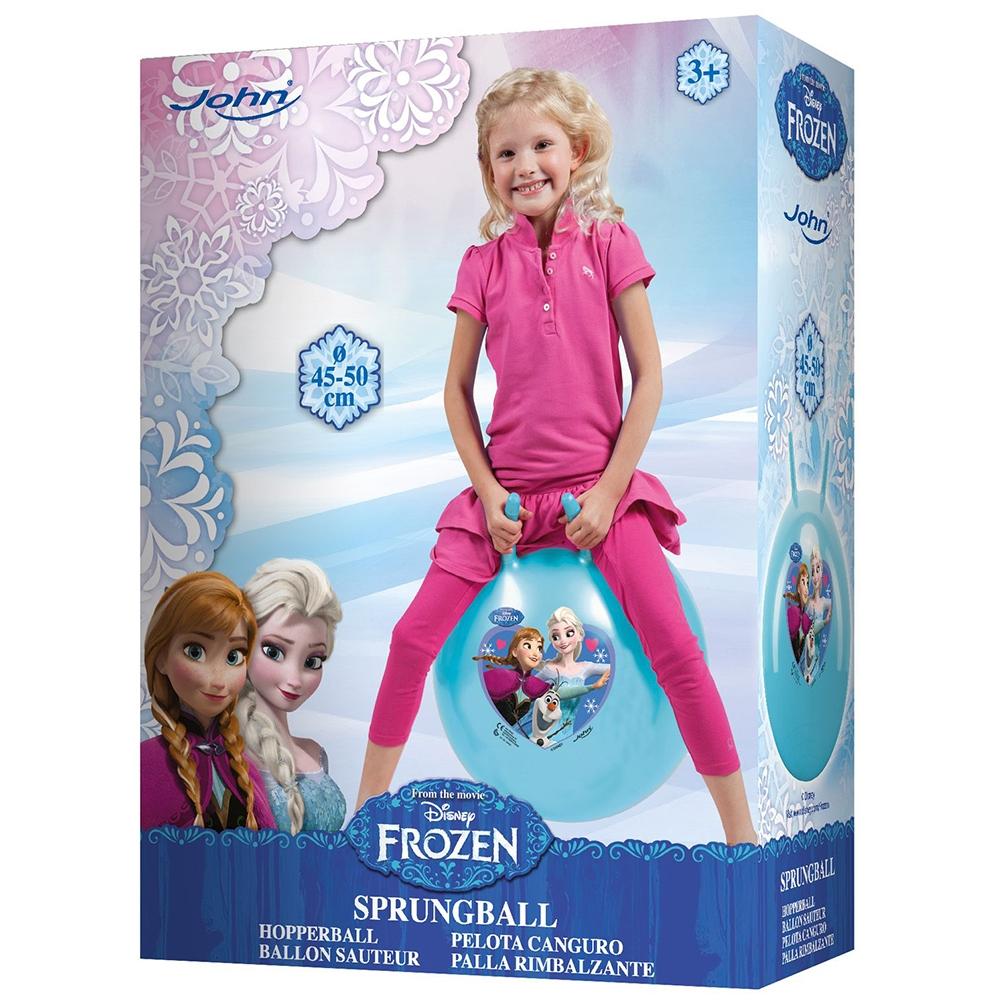 Minge gonflabila pentru sarit John Frozen 2 albastru imagine