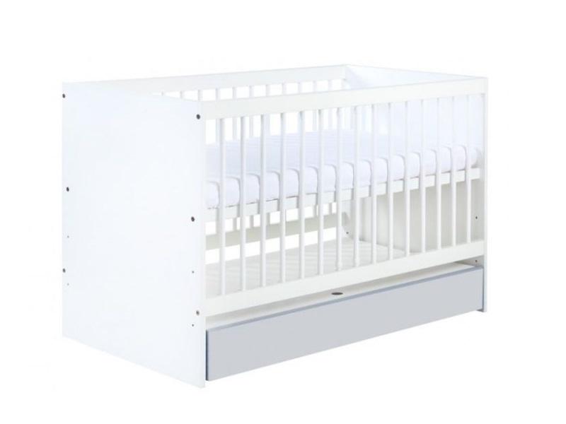 Mobilier camera copii si bebelusi Dalia gri