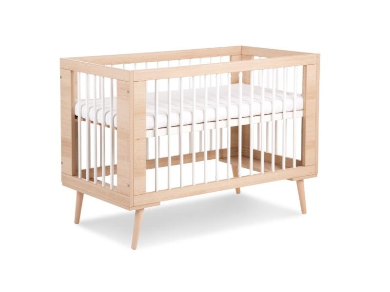 Mobilier camera copii si bebelusi Sofie alb natur imagine