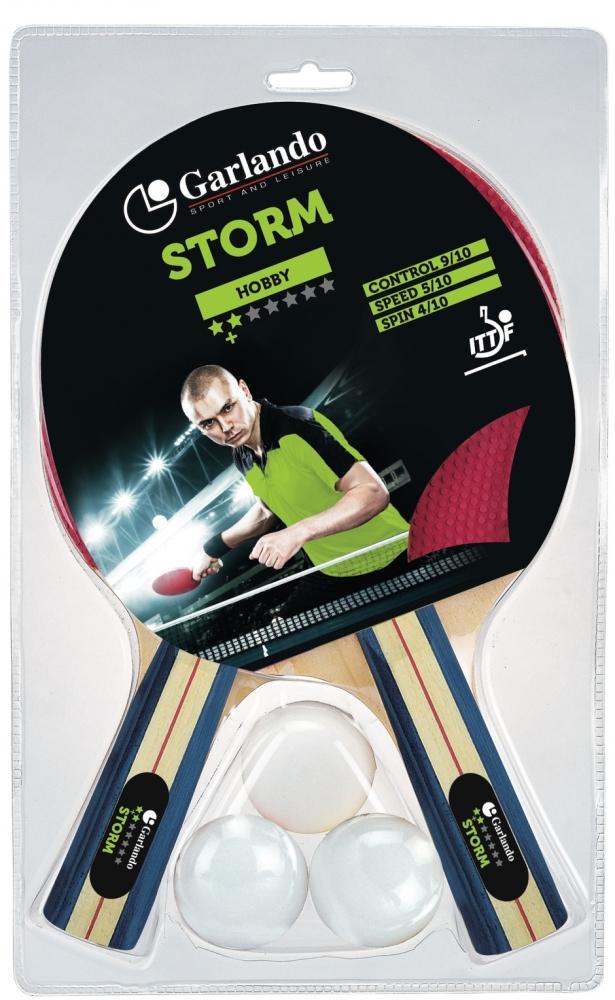 Set tenis de masa Garlando Storm