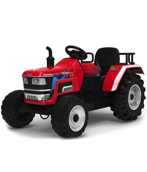 Tractor electric cu telecomanda Nichiduta XXL 12V Red