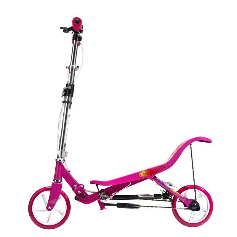 Trotineta Space Scooter X580 Series roz