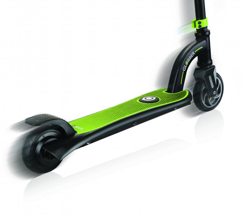 Trotineta electrica Globber One K E-motion 10 Verde