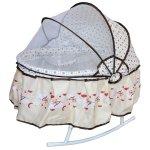 Balansoar pentru bebelus cu protectie insecte