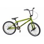Bicicleta copii Bmx Dhs Jumper 2005 verde 20 inch