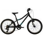 Bicicleta copii Devron K2.2 negru albastru 20 inch