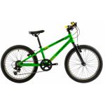 Bicicleta copii Devron Riddle K1.2 254 mm verde galben 20 inch