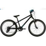 Bicicleta copii Devron Riddle K2.4 negru 24 inch