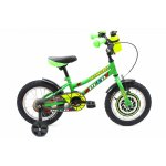 Bicicleta copii Dhs 1401 verde 14 inch