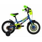 Bicicleta copii Dhs 1403 albastru 14 inch