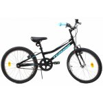 Bicicleta copii Dhs 2003 negru 20 inch
