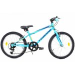 Bicicleta copii Dhs 2021 albastru deschis 20 inch