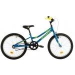 Bicicleta copii Dhs Terrana 2001 albastru galben 20 inch