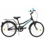 Bicicleta copii Dhs Terrana 2001 negru 20 inch