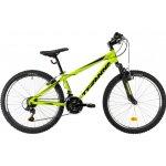 Bicicleta copii Dhs Terrana 2423 verde 20 inch