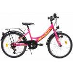 Bicicleta copii Kreativ 2014 roz 20 inch