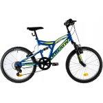Bicicleta copii Kreativ 2041 albastru 20 inch