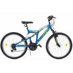 Bicicleta copii Kreativ 2441 albastru deschis 24 inch