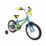 Bicicleta copii Venture 1617 albastru 16 inch