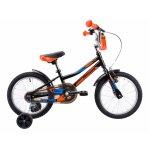 Bicicleta copii Venture 1617 negru 16 inch