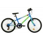 Bicicleta copii Venture 2017 albastru 20 inch