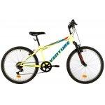 Bicicleta copii Venture 2419 galben 24 inch