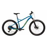 Bicicleta Mtb Devron Zerga 3.7 S 400 mm albastru 27.5 inch Plus