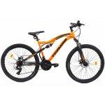 Bicicleta Mtb Dhs Terrana 2645 M portocaliu 26 inch