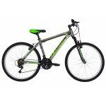 Bicicleta Mtb-Ht 26 Velors Scorpion V2671A cadru aluminiu culoare gri/verde